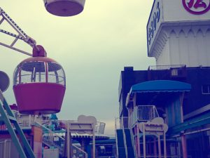 屋上遊園地